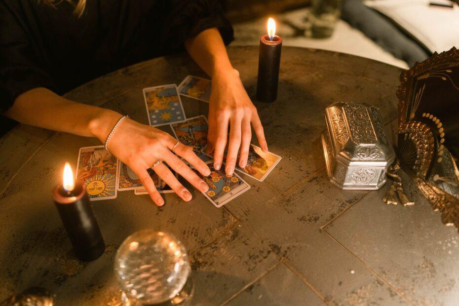 Elementos en el Tarot